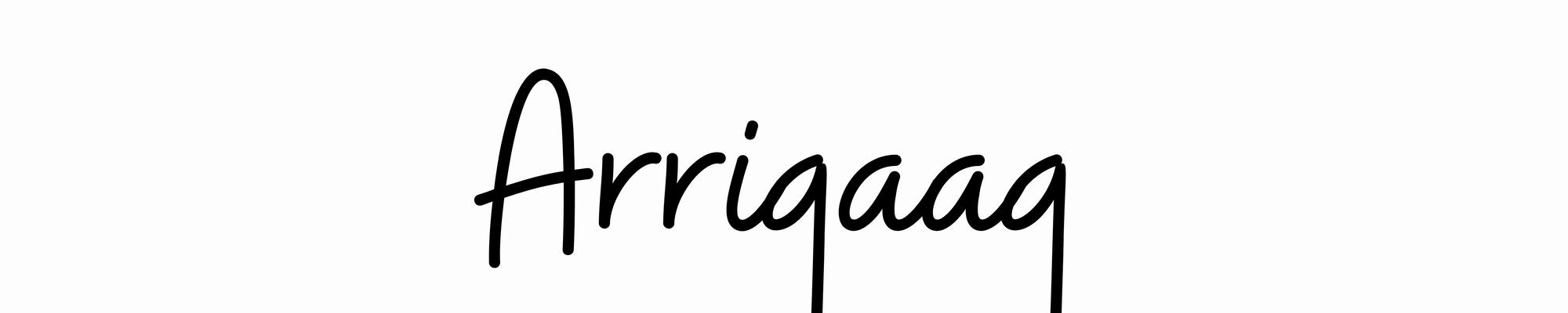 Arriqaaq